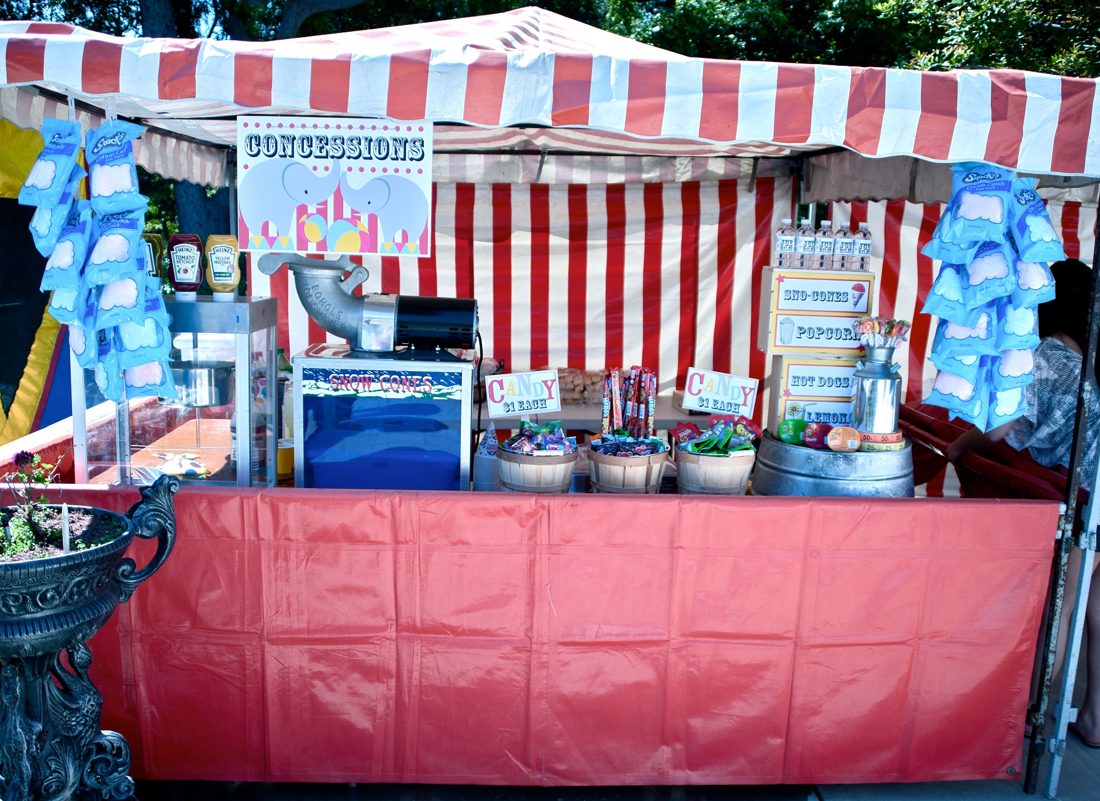 DIY Concession Stand | Carnival Party | Pinterest | Carnival parties ...