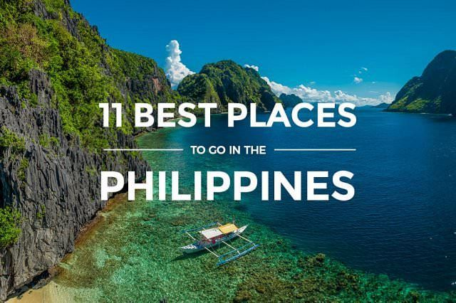 Philippines 11 Best Places To Visit For First Timers