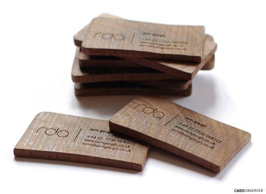 Wooden business card utility pinterest business cards wooden business card reheart Gallery