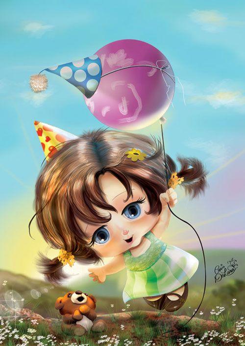 Cris de Lara's Art on Children