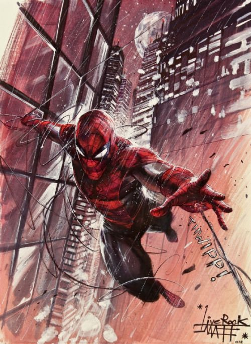 Spider-Man - Francesco Mattina