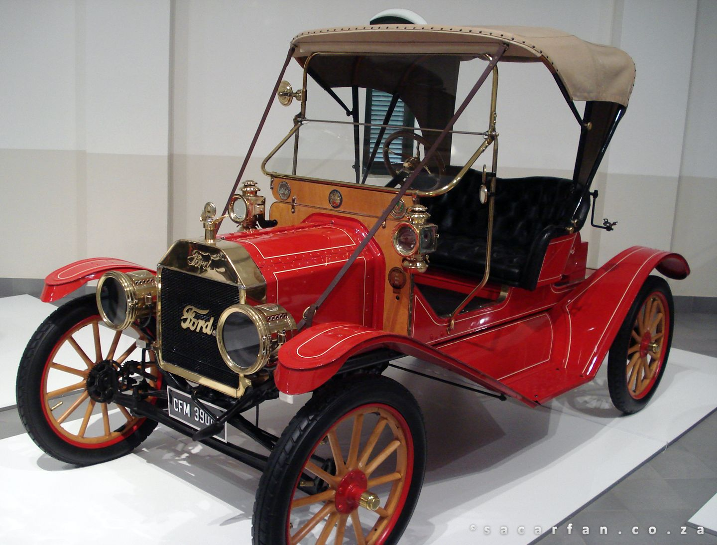 1904 Ford Model T, Described as the \
