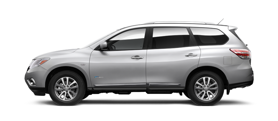 Family 7 Seater SUV Nissan Pathfinder 2016 (With images
