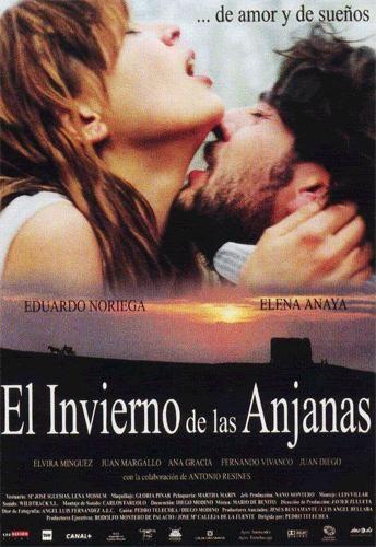 El Invierno De Las Anjanas 1999 Peliculas De Amor Invierno Carteles De Cine