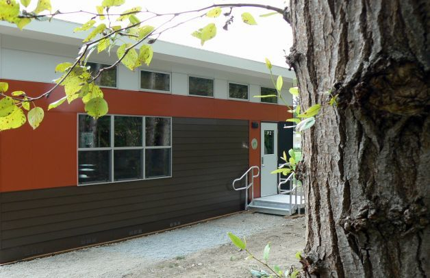 Sage Modular Classroom ~ New portable classrooms aim to be good places learn