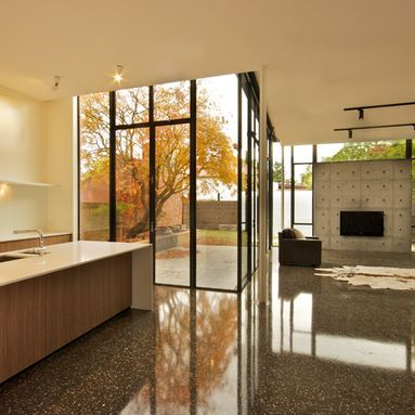House · polished concrete home design decorating and renovation ideas on houzz australia