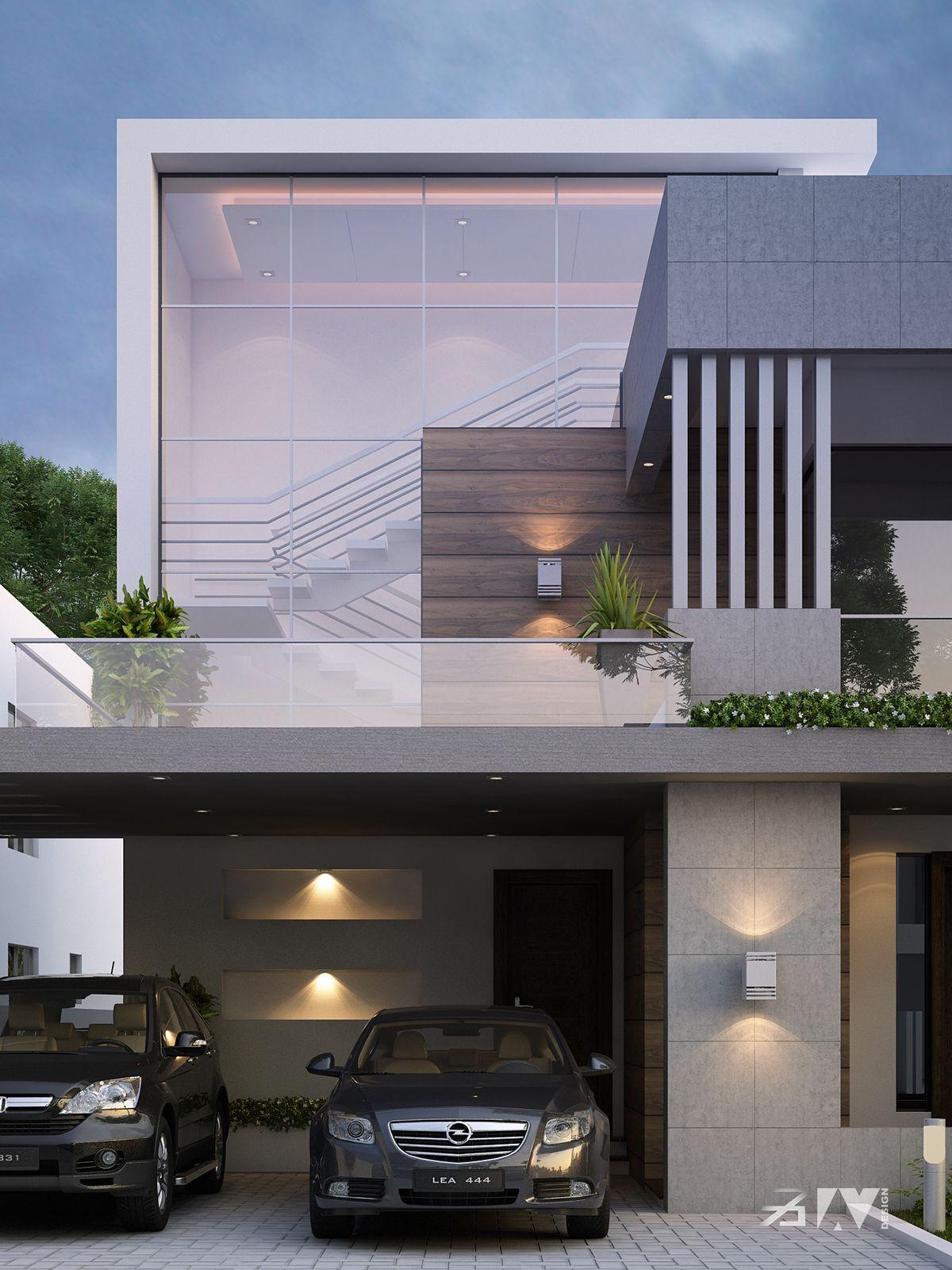 HBFC HOUSE on Behance | Architecture | Pinterest | Architektur ...