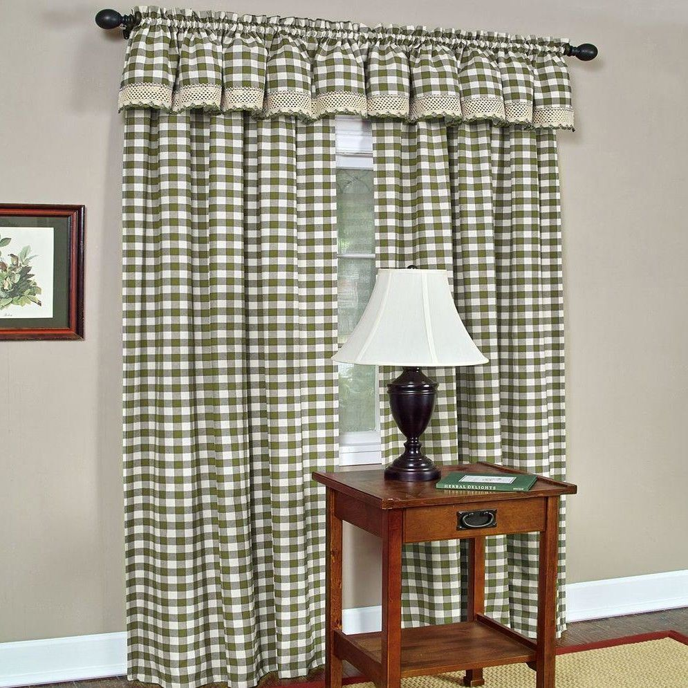 Haylee drapery rod pocket single curtain panel products