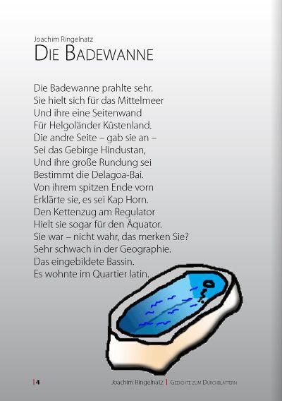 Gedicht ringelnatz lustig