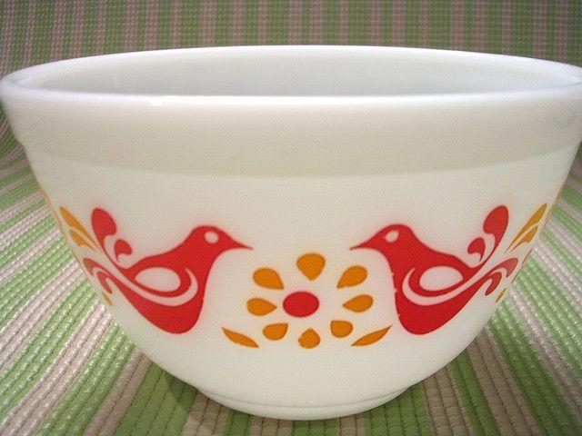 Pyrex Friendship Mixing Bowl 1.5 pt | Pyrex, Mixing bowls and Bowls