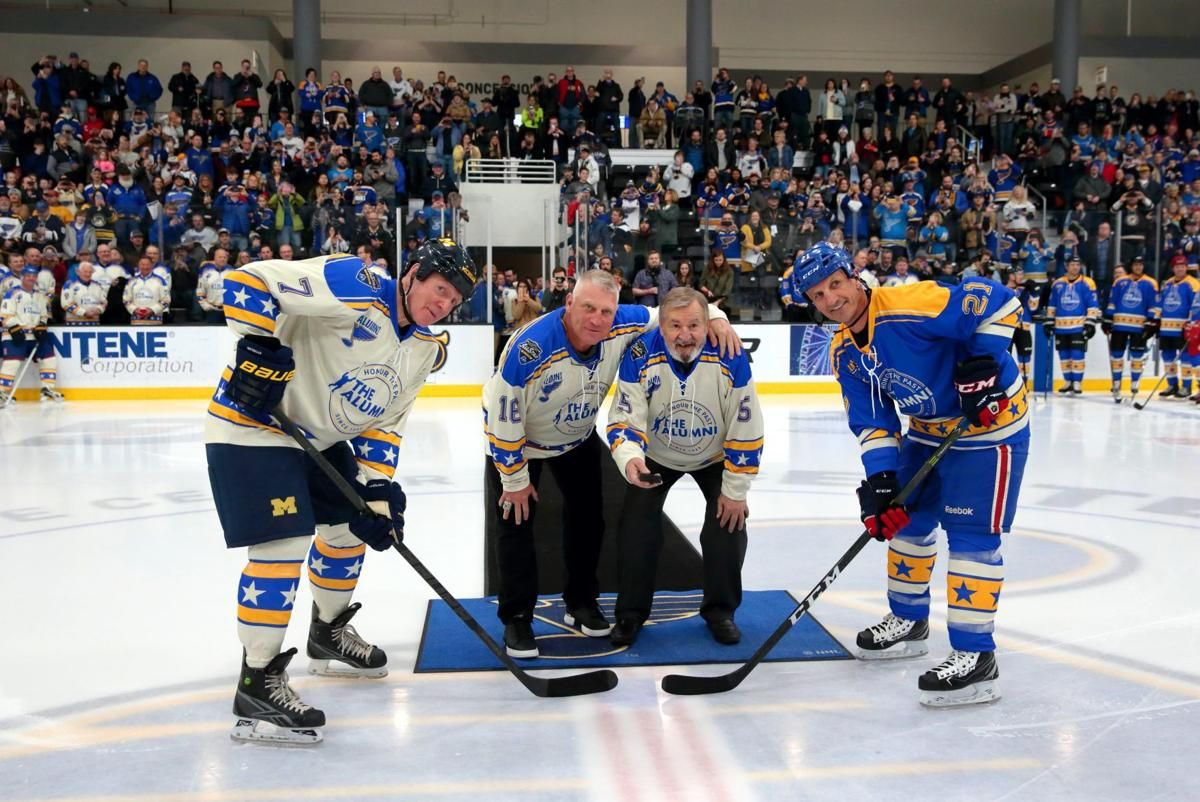 Photos Former Blues and other players in the Blues/NHL