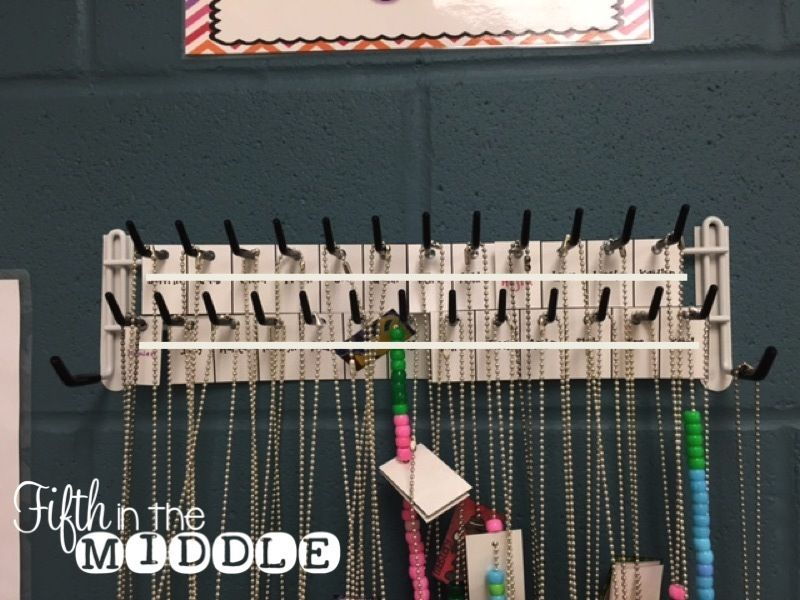 A Closetmaid Belt And Tie Rack Attached To The Wall With Command Strips  Makes A Perfect