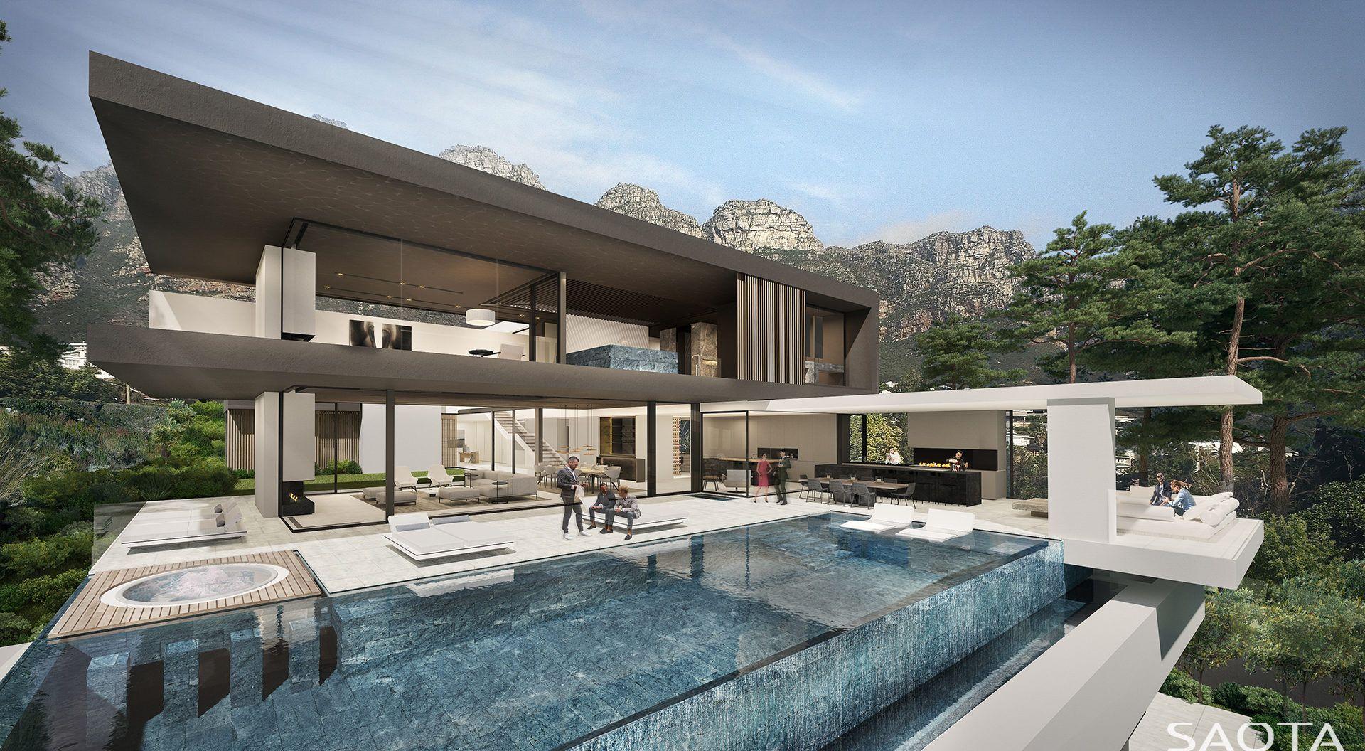 ZA CHASBOOTH SAOTA Architecture and Design