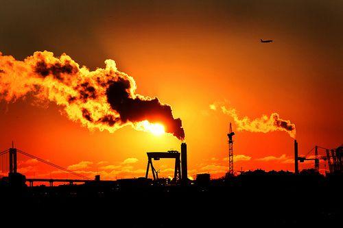 Cara Pencegahan Terhadap Pencemaran Lingkungan Pemanasan Global Fenomena Alam Gambar
