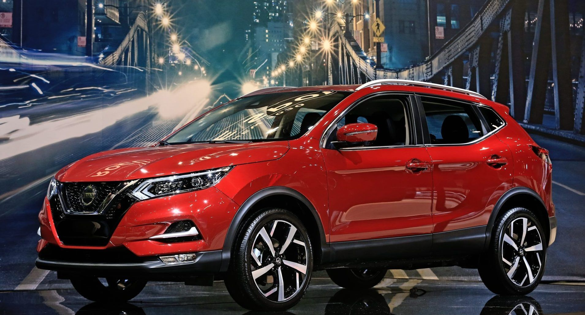2020 Nissan Rogue Sport gets new look and tech Nissan