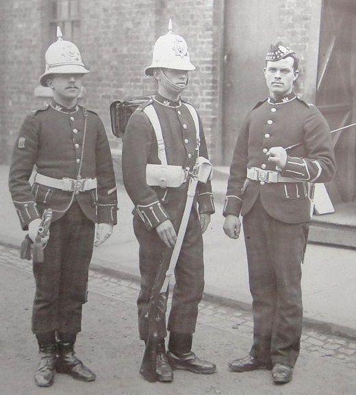 Royal Scots c.1896