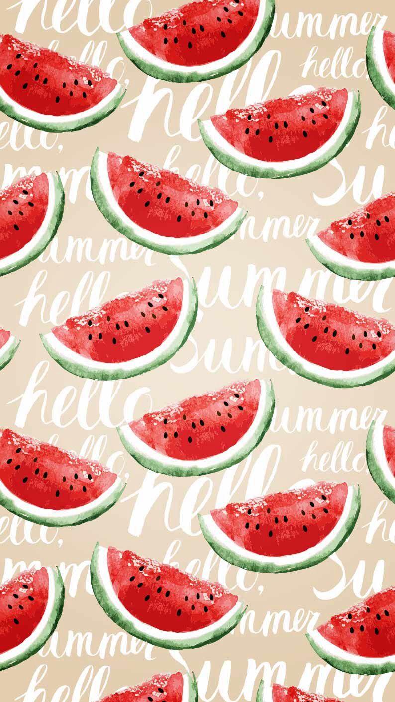 Pin by הילה מזרחיי on פירות Watermelon wallpaper, Fruit
