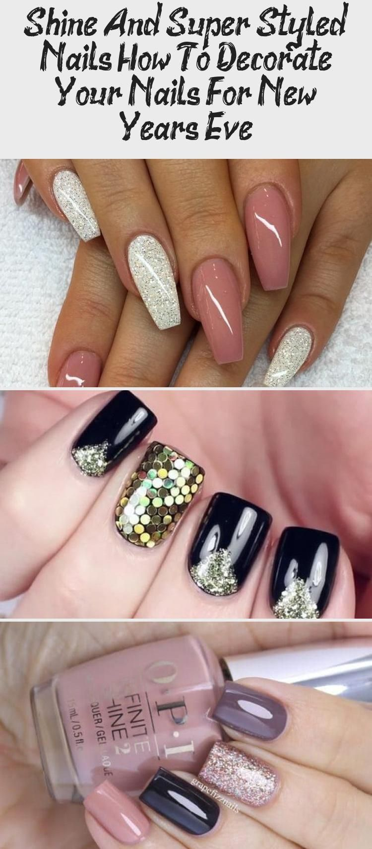 Shine And Super Styled Nails How To Decorate Your Nails