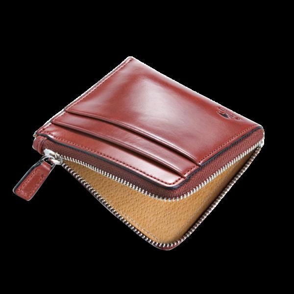 Il Bussetto Zip Wallet