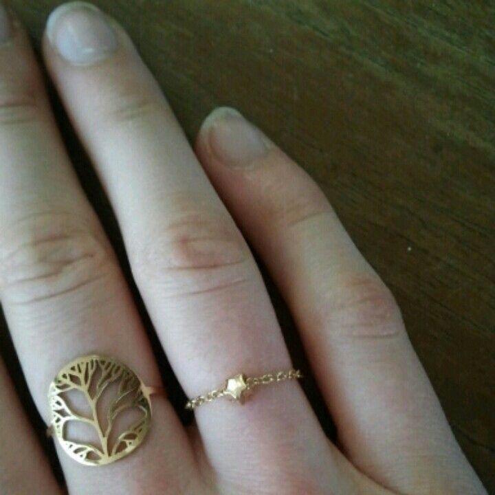 My lovely rings