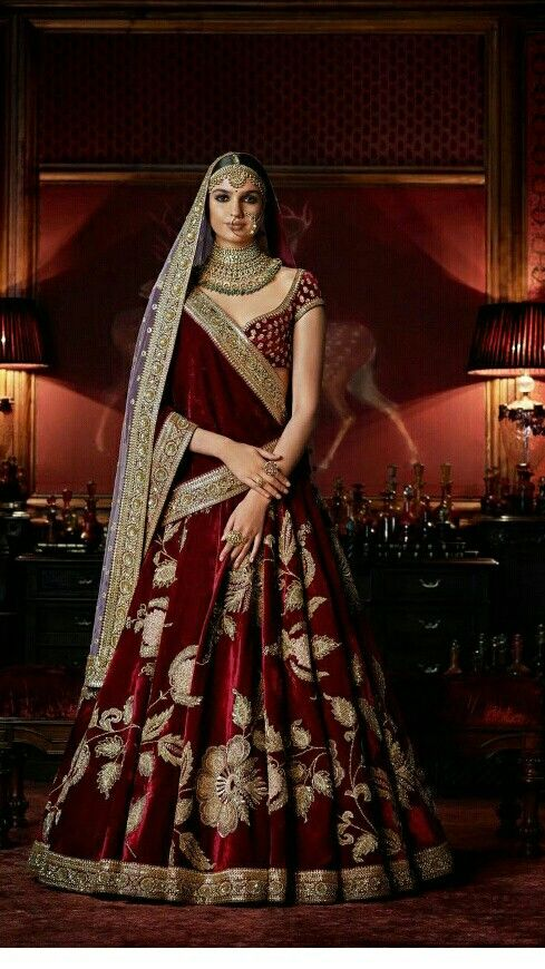 Pin by Pooja Doshi on bridal   Pinterest   Indian wear, Indian ...