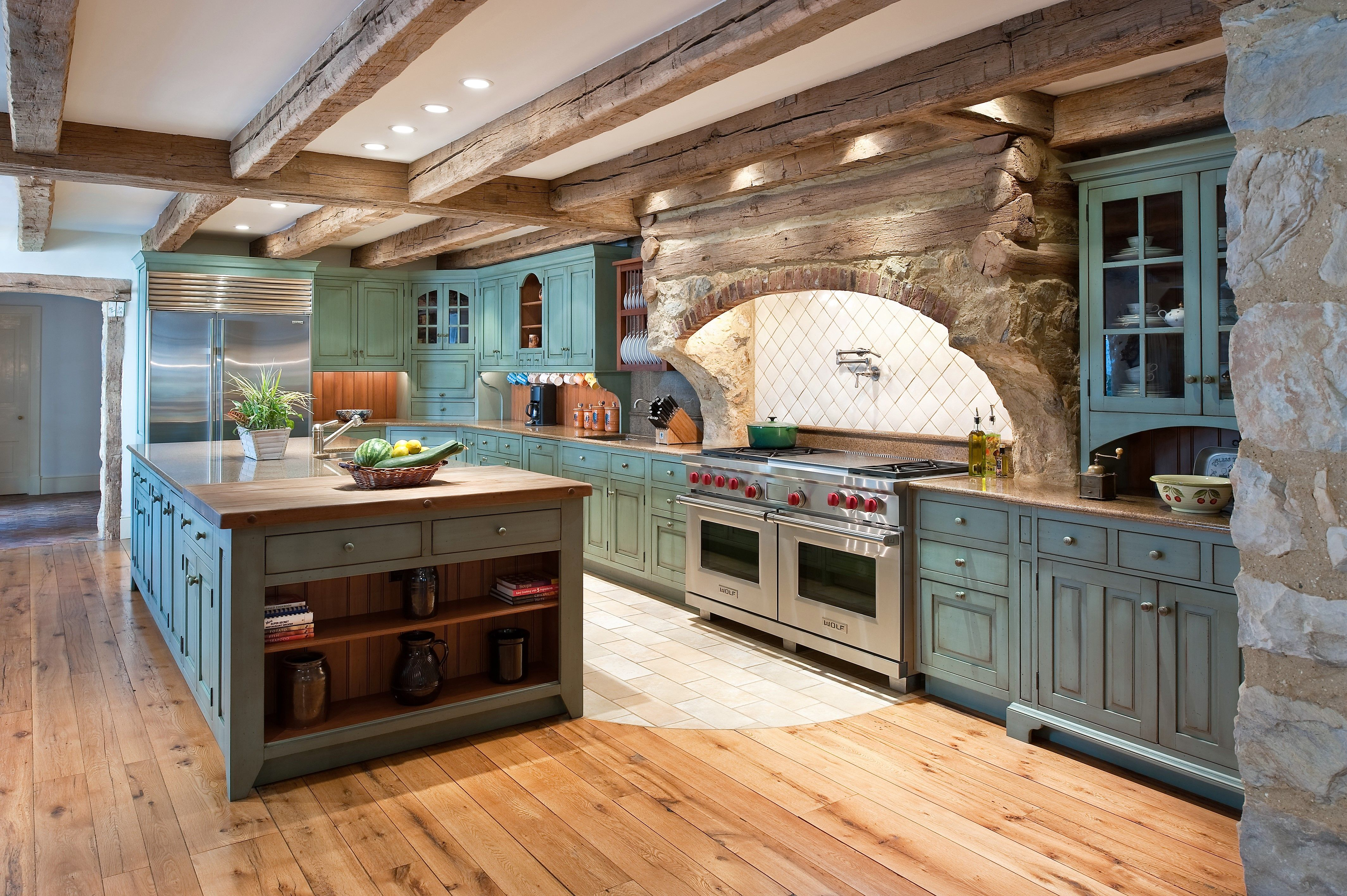17 jaw dropping barndominium kitchens with links commentary farmhouse kitchen design modern on kitchen remodel modern farmhouse id=62481