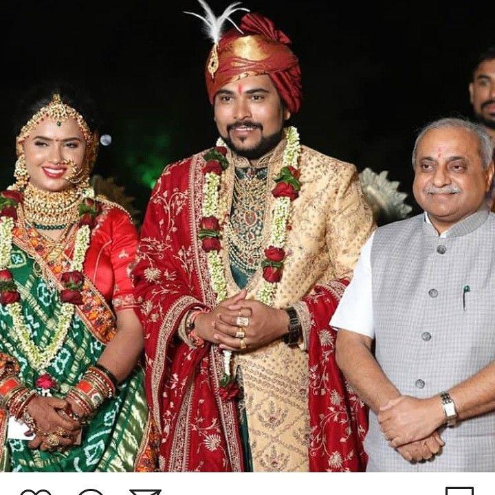 Beautiful couple Sagarbhai patel Singer  with Rajviji, got blessed by Hon. Dyp CM Nitinbhai patel my Garvi Gujarat.  Bridal Mehendi done by 🙏😍 Femina Bridal Mehendi Art 9737300668 Book Bridal Mehendi on 9737300668  #mehndilovers #mehndidesigns #mehndibride #mehndidecor #mehndi #mehndiceremony #mehendifunction #mehendidesigns #mehendiartist #mehendibride #mehendidecor #mehandi #mehandibrides #mehandidesigns #hennabridal #hennadesigns #indianbridal #indianmehndi #indianbride #indianwedding #brid