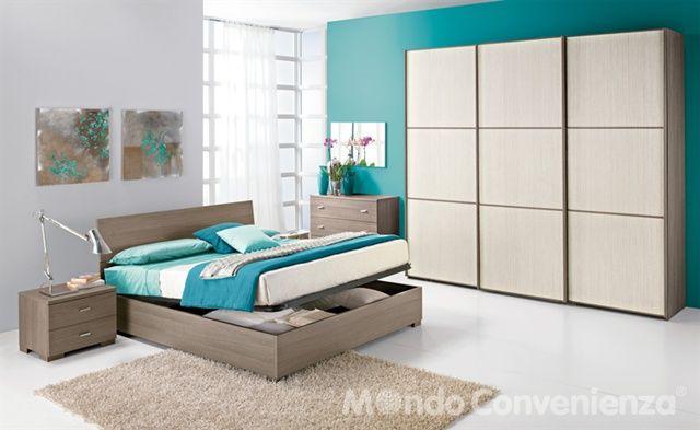 Glamour camere da letto camere complete mondo convenienza la mia casa pinterest - Camere letto mondo convenienza ...