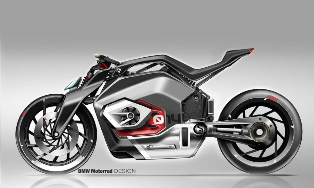 BMW Motorrad releases its electric naked bike concept | C