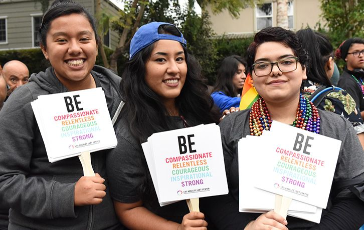 Pin on Los Angeles LGBT Center