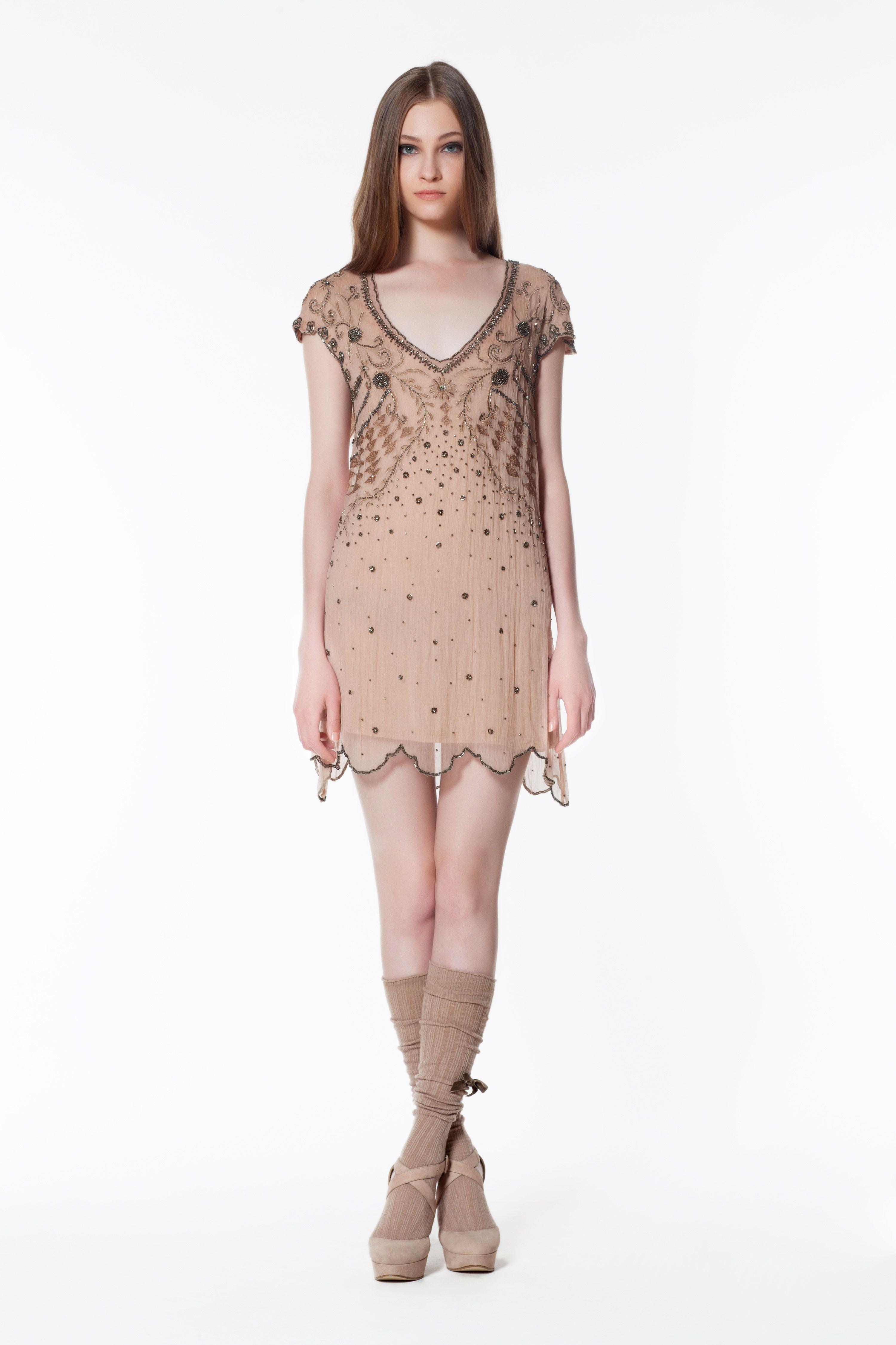 best cheap a54f4 3756b TWIN-SET Simona Barbieri :: Shop Online - Vestidos - Vestido ...