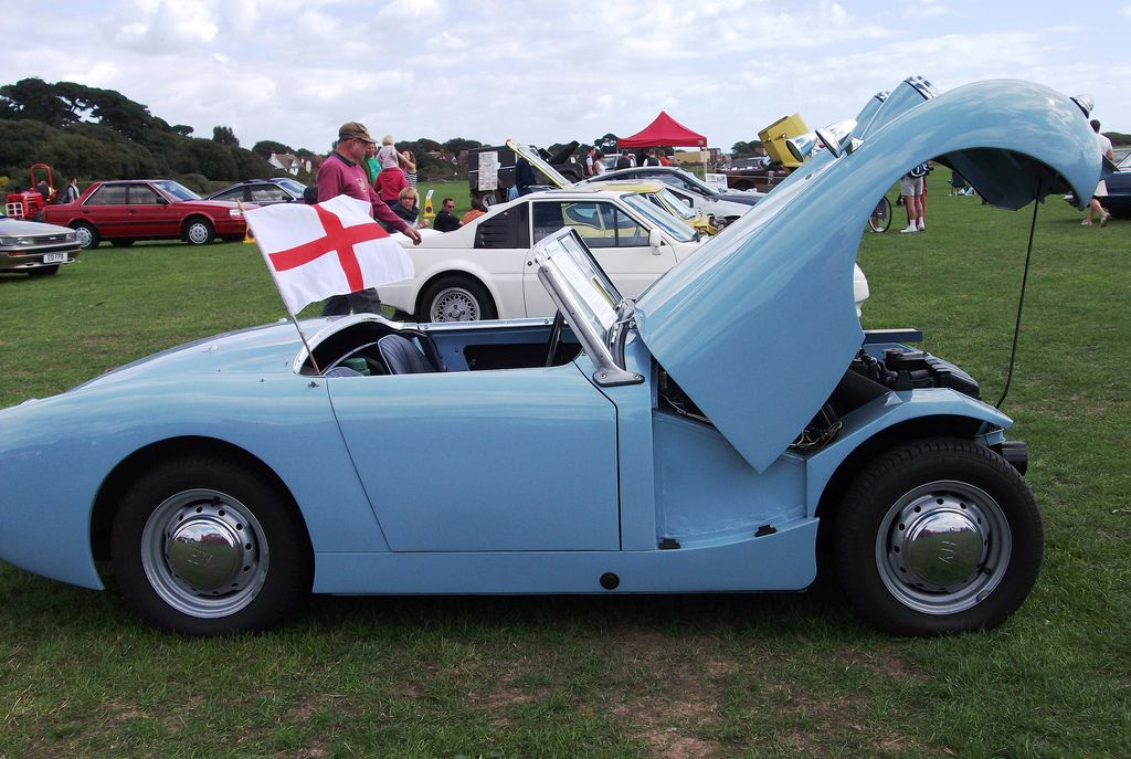 https://flic.kr/p/8wVan8   Austin Healey Sprite Mk 1 1959
