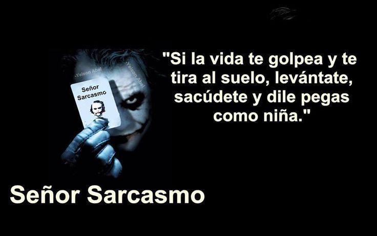 Frases De Amor El Guason Buscar Con Google Sarcasmo Pinterest