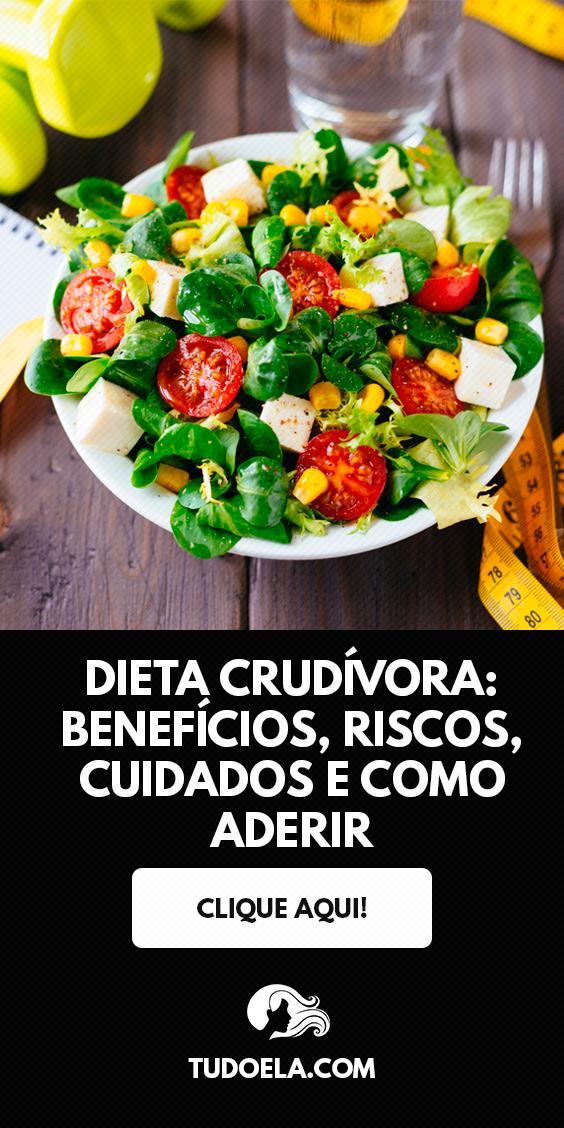 Dieta crudivora emagrece
