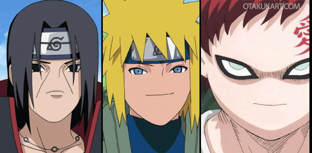 How Naruto Characters Would Look If They Had No Nose Anime Blog Naruto Characters Anime Character