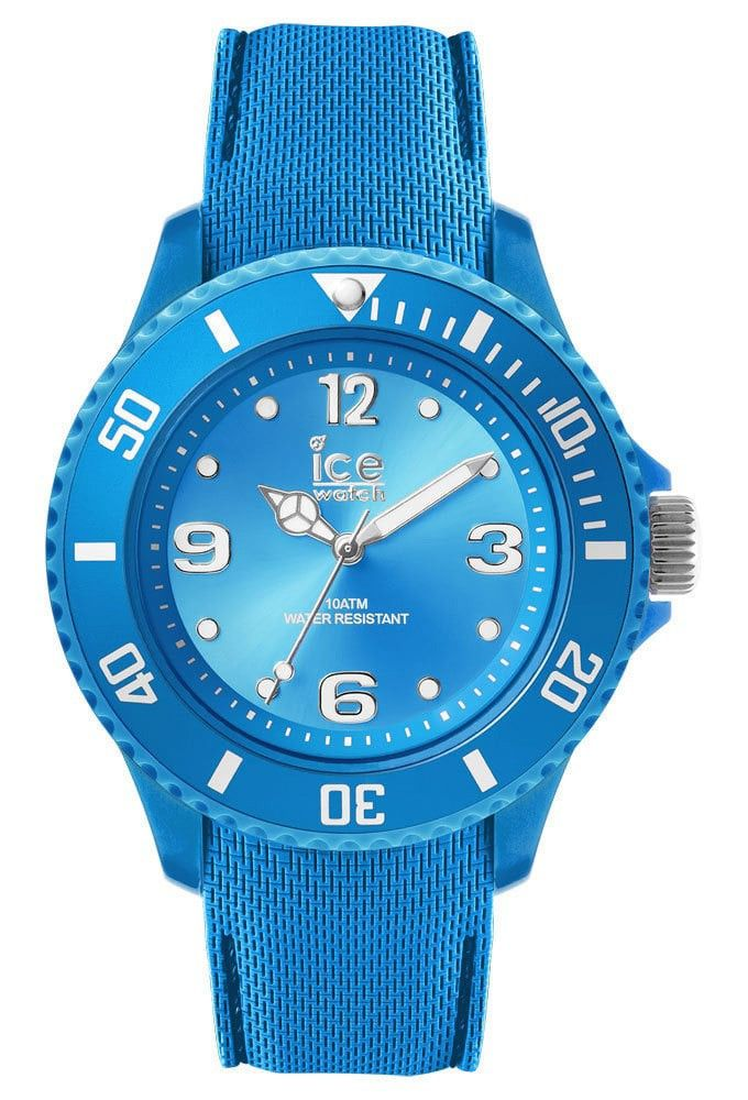 42adc8315ef62 Ice-Watch Sixty Nine Blue Medium IW014234. Trendy korenblauw horloge uit de Ice  Watch