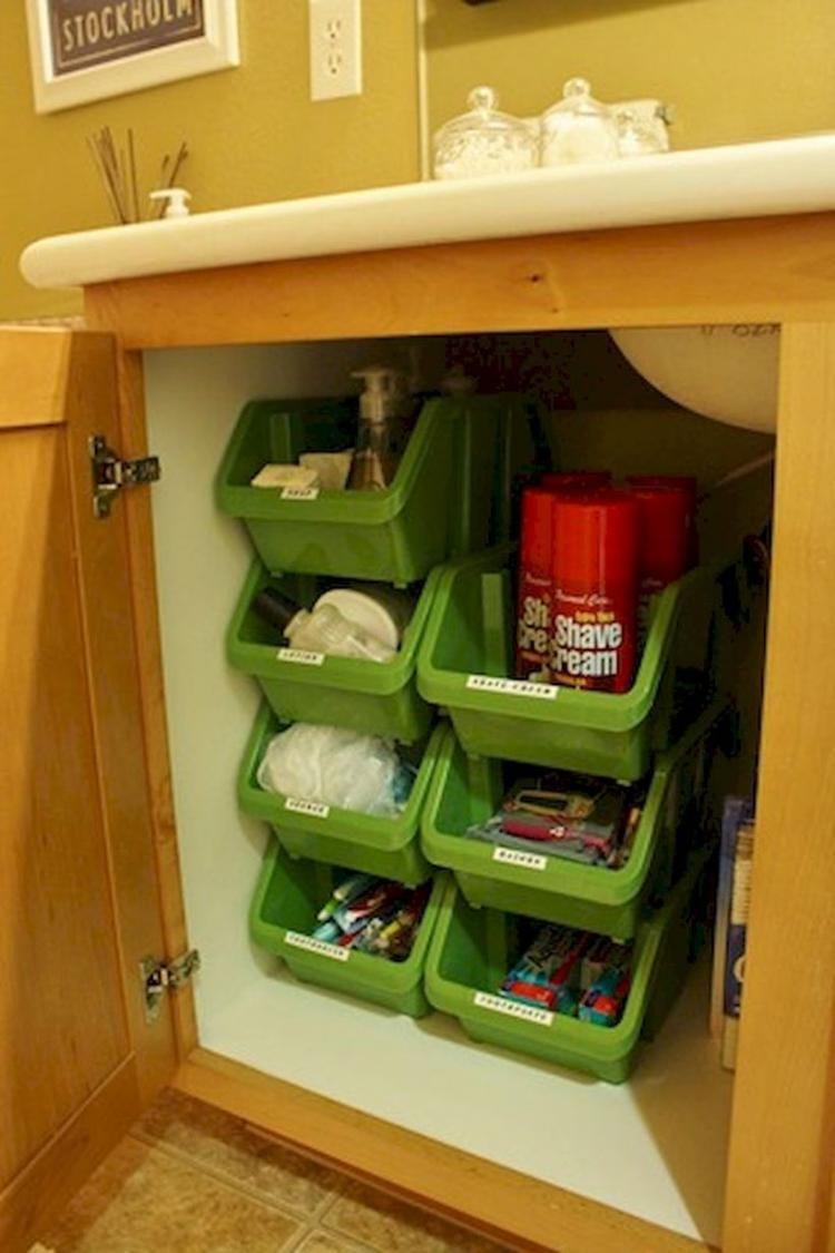 50 Smart Small Apartment Kitchen Organizations Ideas