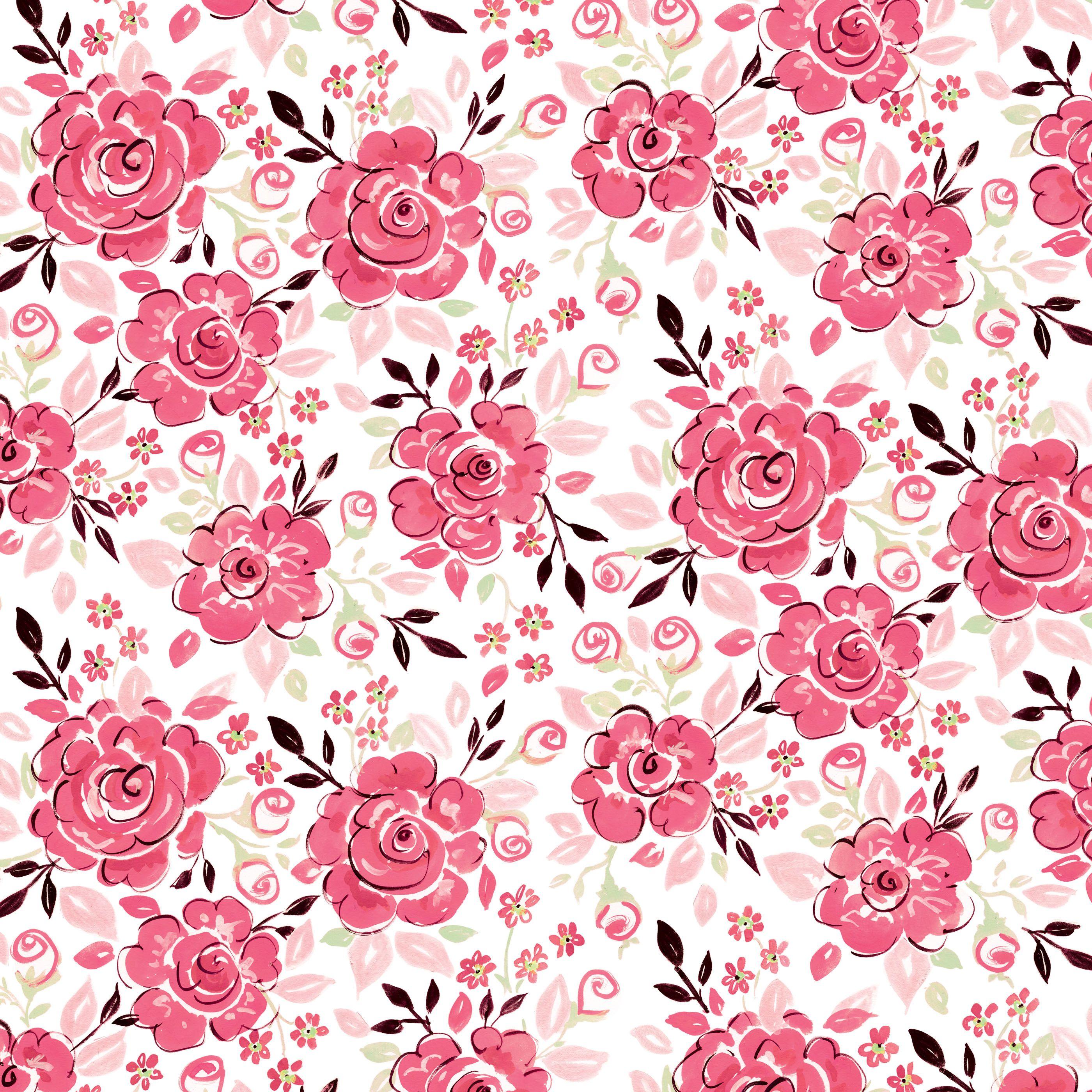 Valentine 39 s day inspiration tea garden collection for Dena designs tea garden fabric