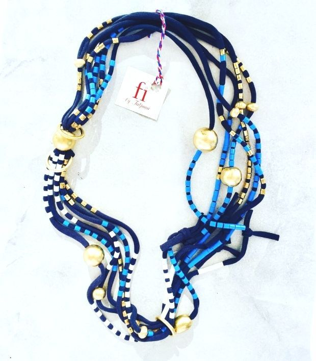 Textile Jewelry : ????UNIQUE JEWELERY FROM MONTENEGRO #ogrlica#jewelry#nacklaces#newyearpresent#necklaceaddict#handmade#art#elegant#jewelrymaking#jewelryforsale#montenegro#new#summer#collana#fashion#fashionblogger#jewelrydesigner#jewelryofheday#unique#madeinmontenegro#streetstyle#trendy#collar#collier#????????#halskette#??#????? #fi_by_tatjana #Textile #Jewelry