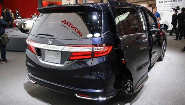 2016 Honda Odyssey Release Date And Price