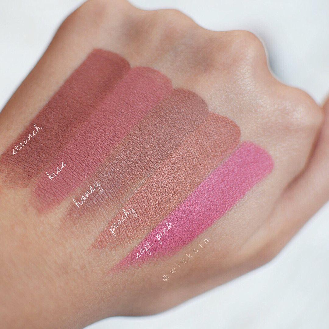 Anastasia Beverly Hills Liquid Lipstick Naked Light Peachy