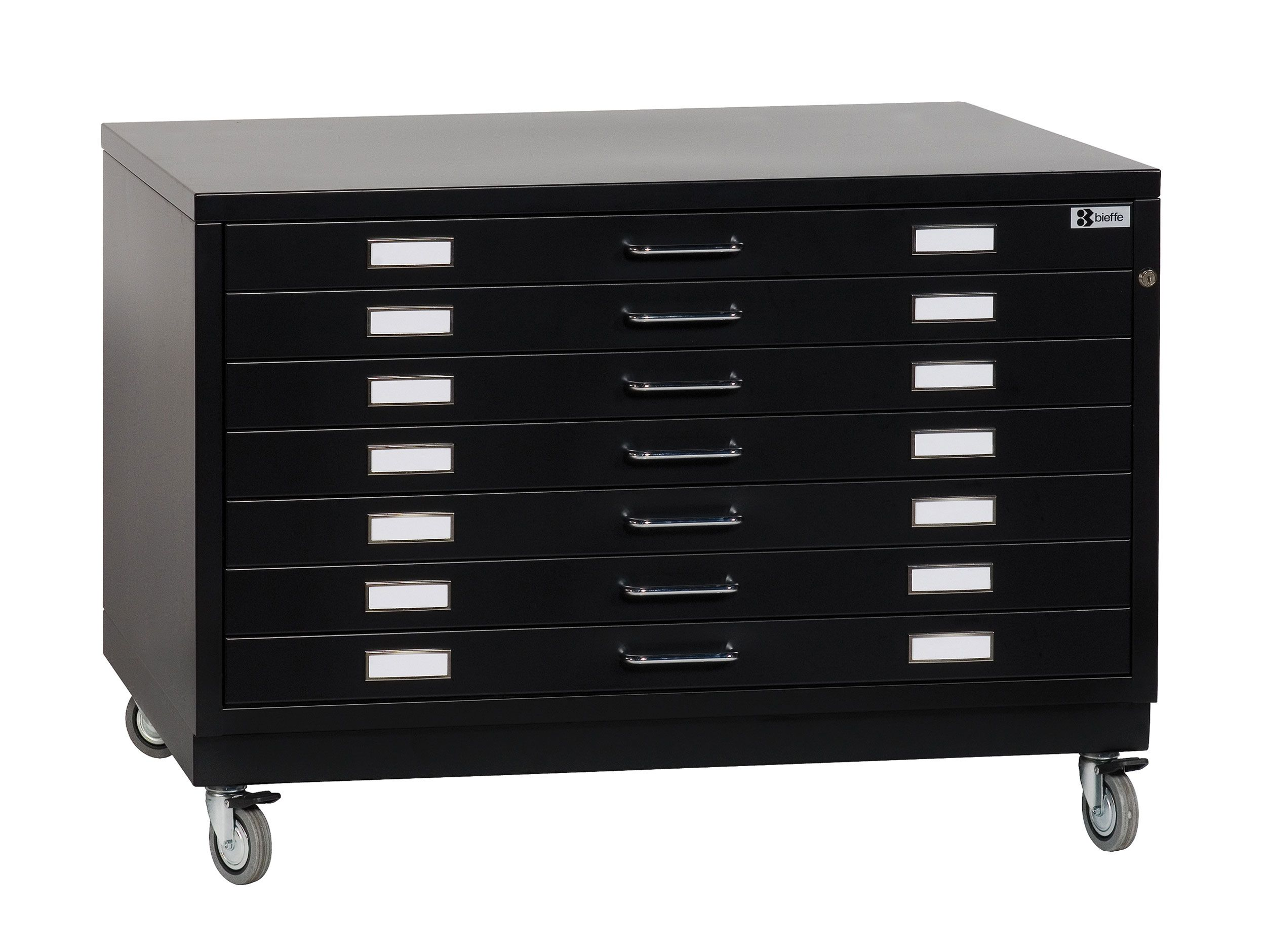 save on discount bieffe bf line flat file, 7 drawers with metal