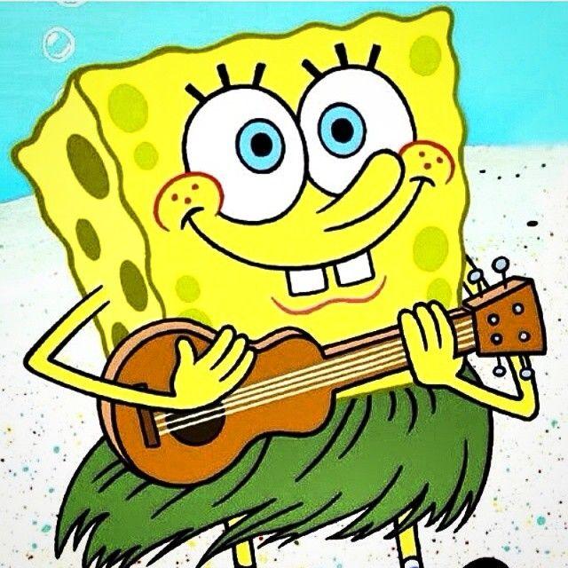 Spongebob Hawaii Spongebob Pinterest Spongebob Spongebob