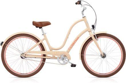 Electra Townie 3i Eq Step Through Women S Bike Rei Co Op Electra Bike Womens Bike Bike