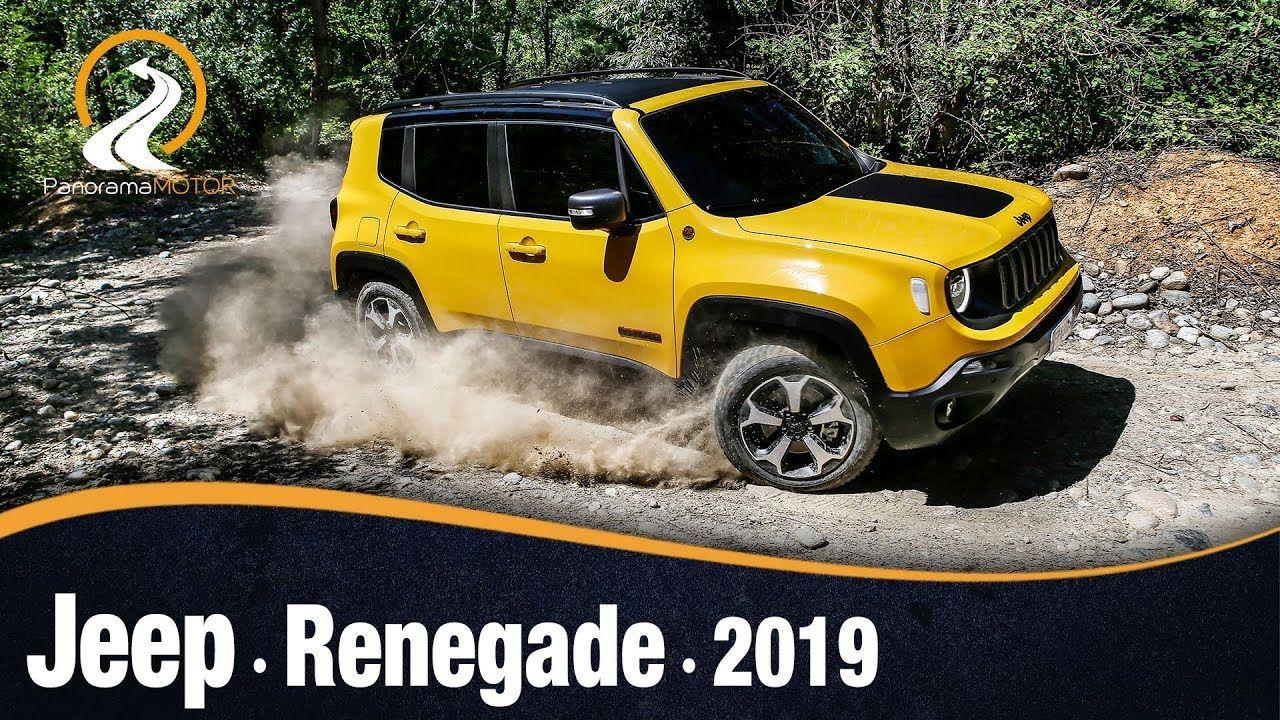 Jeep Renegade 2019 Jeep Renegade Fuera De La Carretera Y