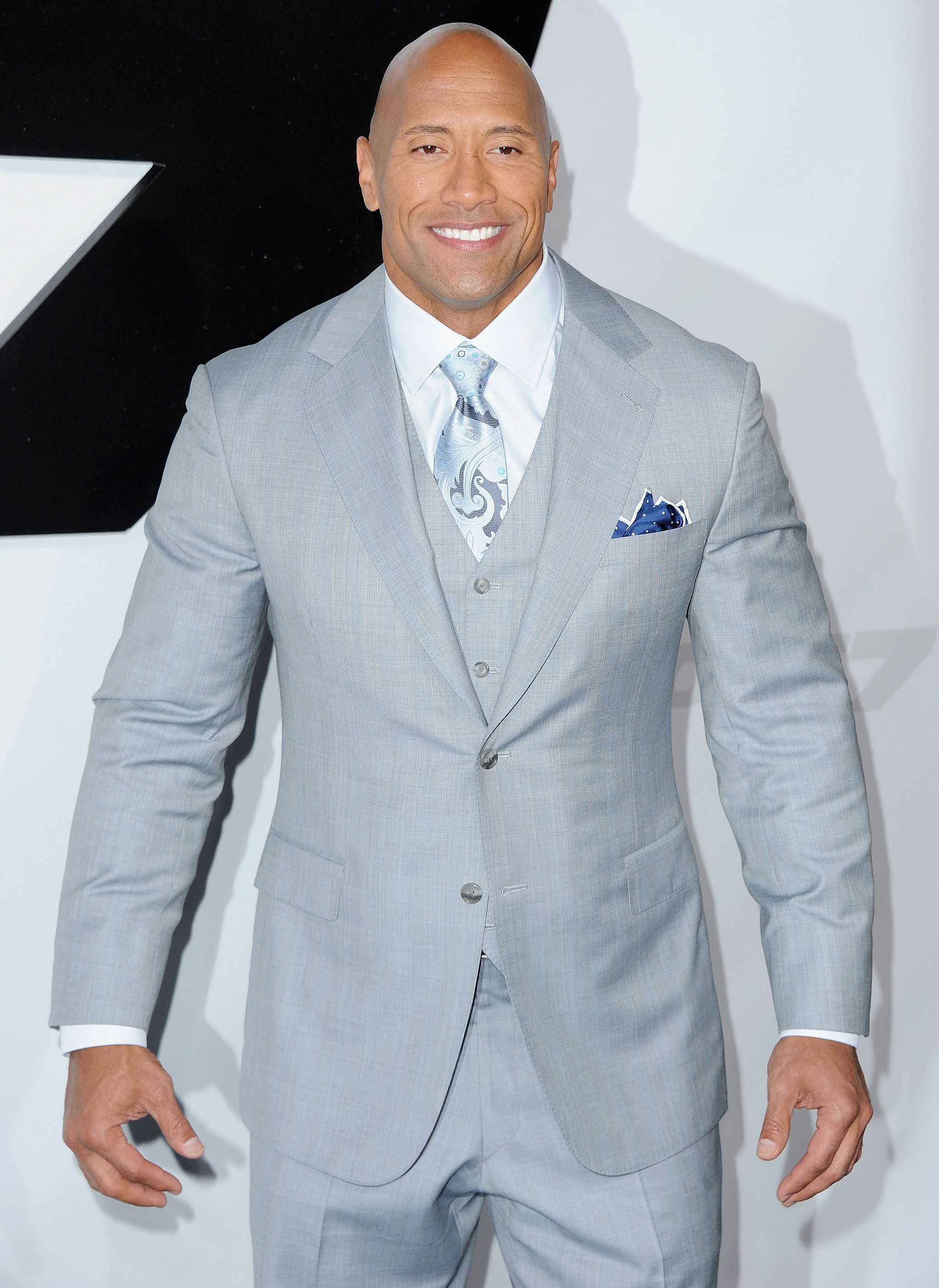 The Rock\'s Diet May Even Rival That of Michael Phelps | Rock johnson ...