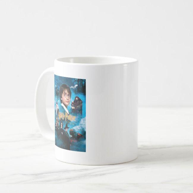 Philosopher's Stone Poster Coffee Mug | Zazzle.com #disneycoffeemugs