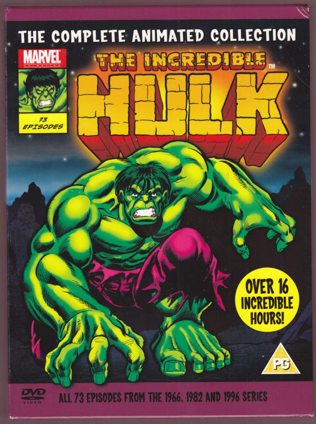 Geek broll cartoon review the incredible hulk the