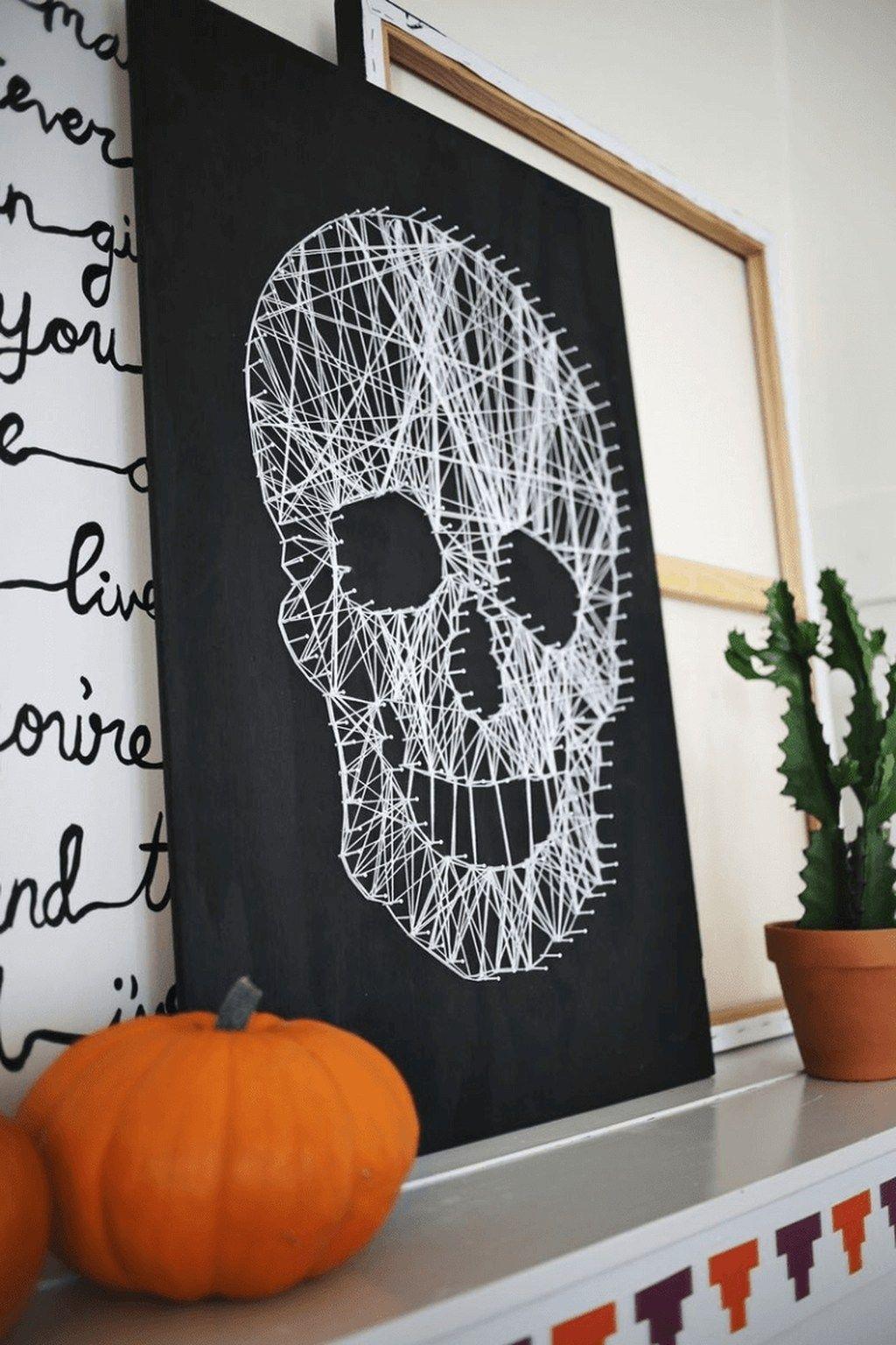 30+ Elegant Diy Halloween Decorations Ideas Cheap diy