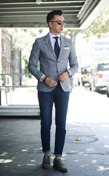 Men style guide
